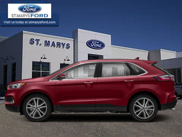 2019 Ford Edge Titanium  - $276 B/W - Low Mileage