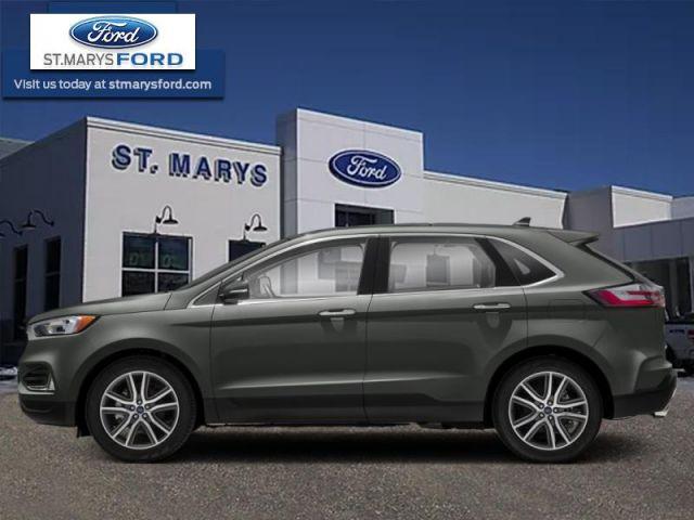 2019 Ford Edge Titanium  - $254 B/W