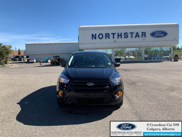2019 Ford Escape S FWD  | CLOTH| ONE OWNER| S| - $145 B/W