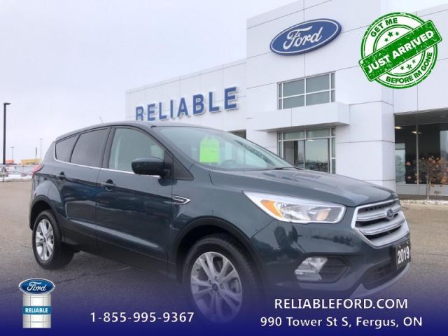 2019 Ford Escape SE 4WD   - Heated Seats - Remote Start- Back Up Camera- SYNC 3-