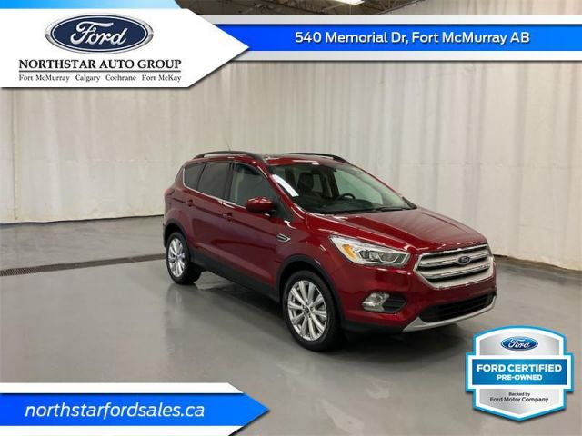 2019 Ford Escape SEL 4WD   CERTIFIED PRE-OWNED