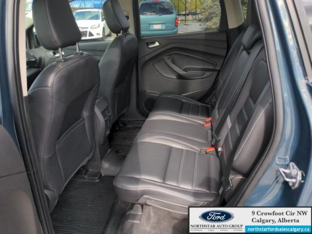 2019 Ford Escape SEL 4WD  |SEL| AWD| LEATHER| MOONROOF|