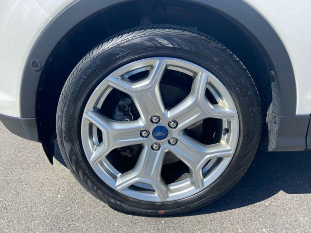 2019 Ford Escape Titanium 4WD  - Trailer Hitch - $204 B/W