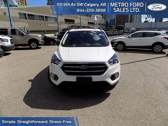 2019 Ford Escape Titanium 4WD