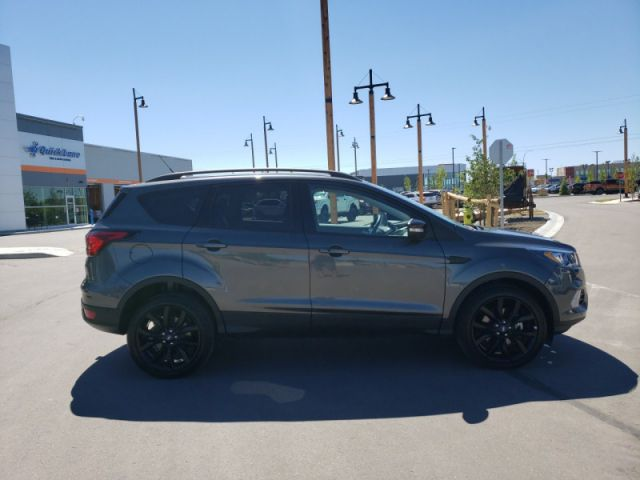 2019 Ford Escape Titanium 4WD  |1.9% CPO UP TO 72 MONTHS|LEATHER|ROOF|NAVI