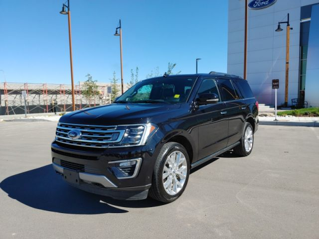 2019 Ford Expedition Limited   FORD EXECUTIVE DEMO|RATES 1.99 UP TO 72 MONTHS OAC