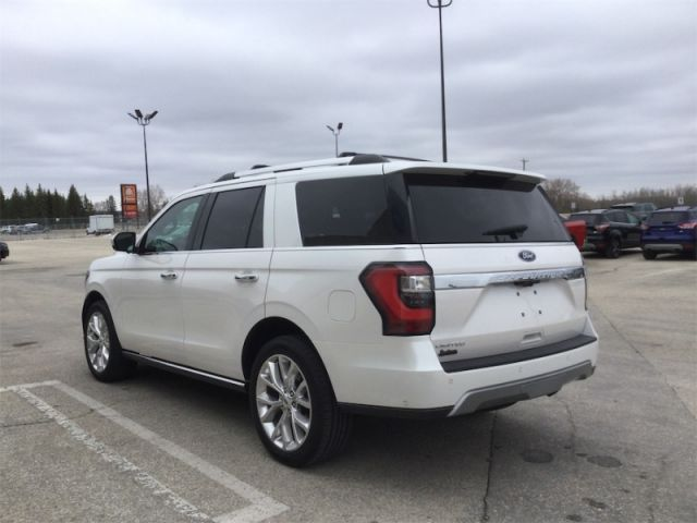 2019 Ford Expedition Limited   - Navigation -  Sunroof