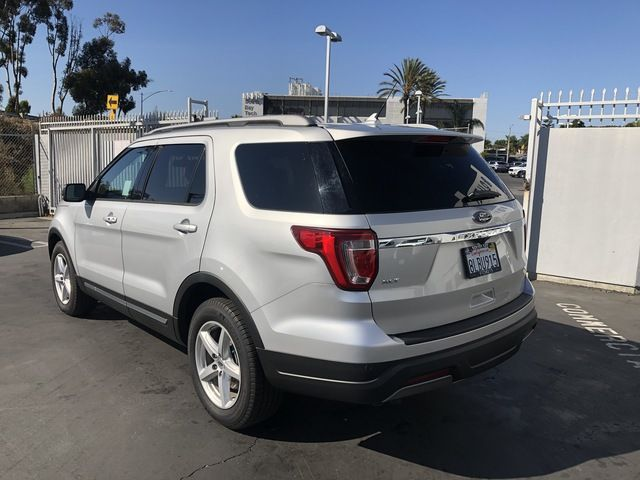 2019 Ford Explorer XLT FWD