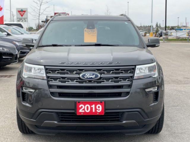 2019 Ford Explorer XLT  -  - Air - Rear Air