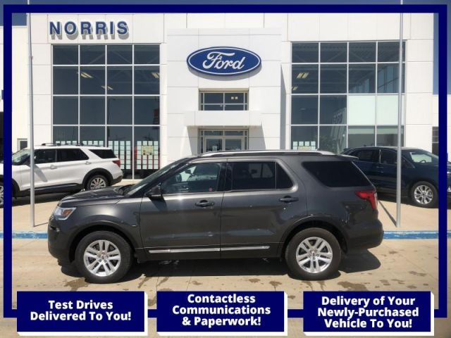 2019 Ford Explorer XLT  - Certified - Low Mileage