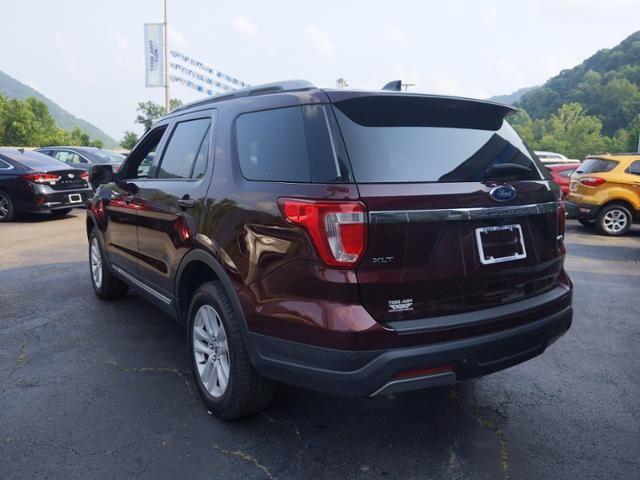 2019 Ford Explorer XLT 4WD