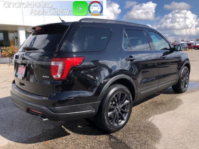 2019 Ford Explorer XLT   Sport Appearance Package- Navigation- Panoramic Sunroof- h