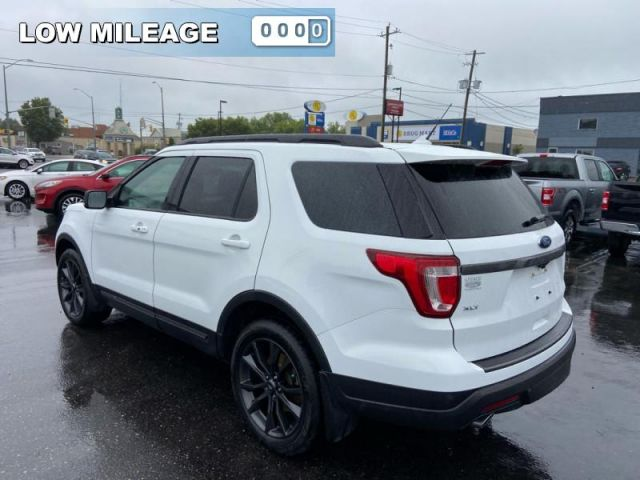 2019 Ford Explorer XLT  - One owner - Trade-in - $274 B/W