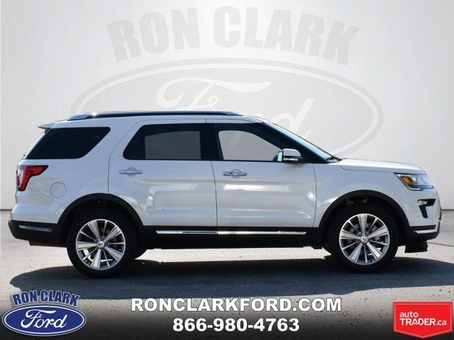 2019 Ford Explorer Limited