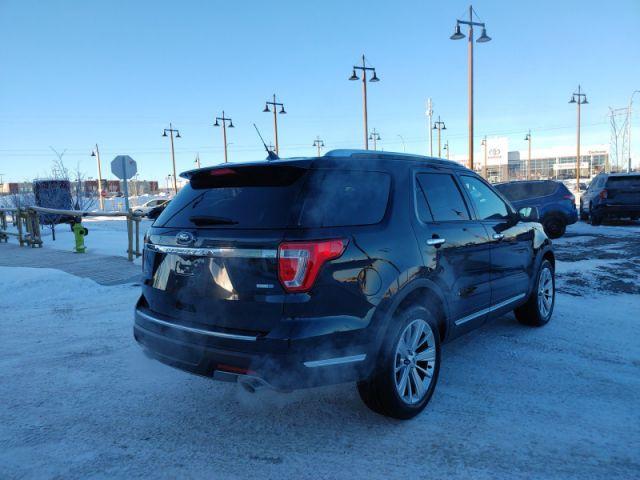 2019 Ford Explorer Limited  -  - Air - Rear Air