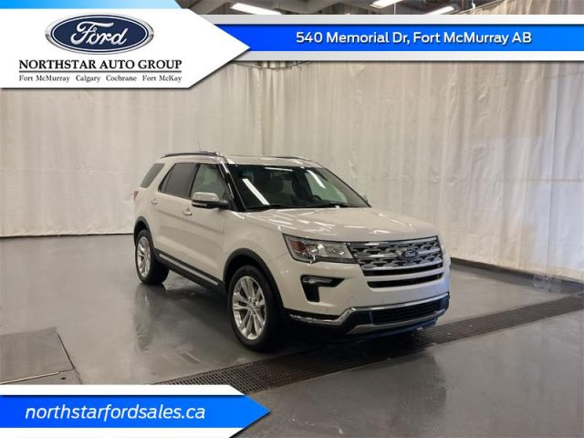 2019 Ford Explorer Limited 4WD   ALBERTA'S #1 PREMIUM PRE-OWNED SELECTION