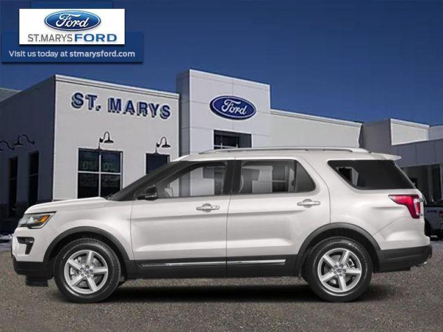 2019 Ford Explorer Limited  - Sunroof -  Navigation - $290 B/W