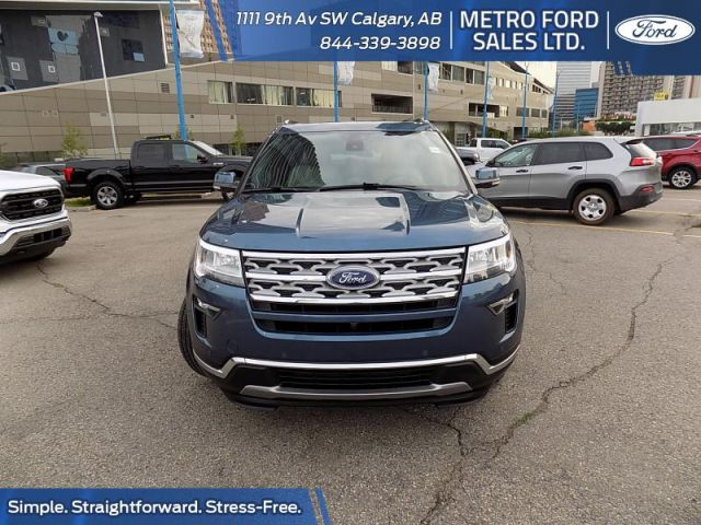 2019 Ford Explorer Limited  - $319 B/W