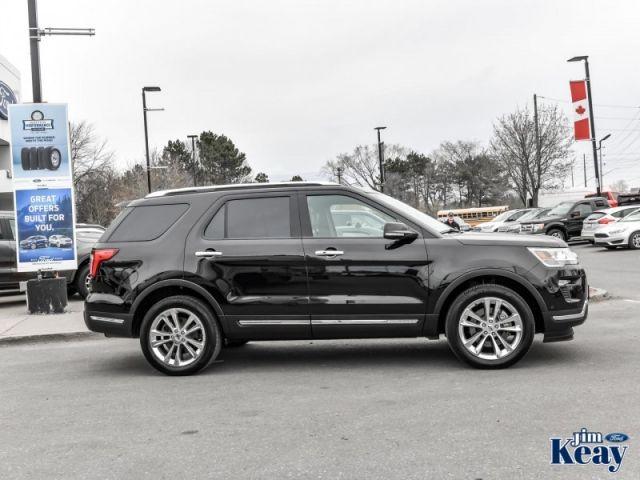 2019 Ford Explorer Limited  - Sunroof -  Navigation