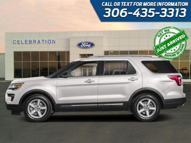 2019 Ford Explorer Limited  - Sunroof -  Navigation - $139.73 /Wk