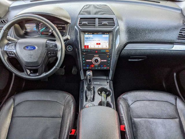 2019 Ford Explorer Sport  |2 YEARS / 40,000KMS EXTENDED POWERTRAIN WARRANTY INCLUDE