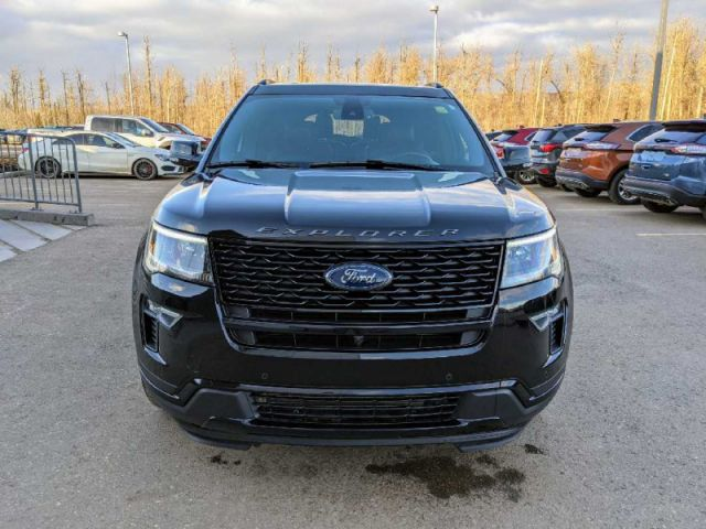 2019 Ford Explorer Sport  |ALBERTA'S #1 PREMIUM PRE-OWNED SELECTION