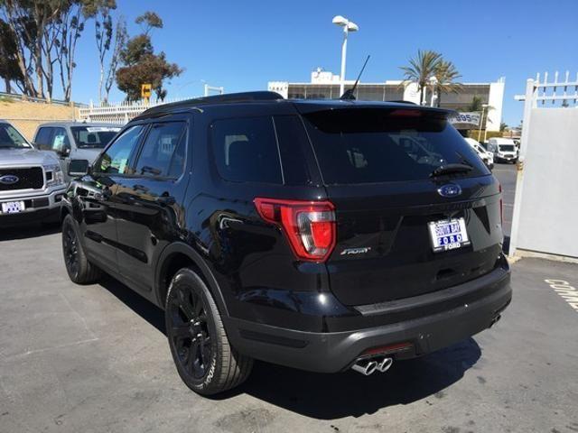 2019 Ford Explorer Sport 4WD