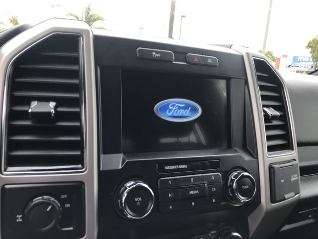 2019 Ford F-150 LARIAT 2WD SuperCrew 5.5 Box