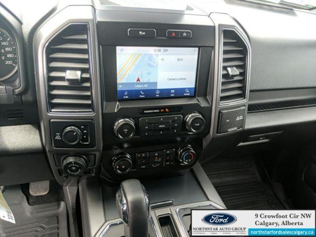 2019 Ford F-150 XLT  |3.5 ECOBOOST| SPORT PKG| CREW CAB| TOW PKG|  - $327 B/W