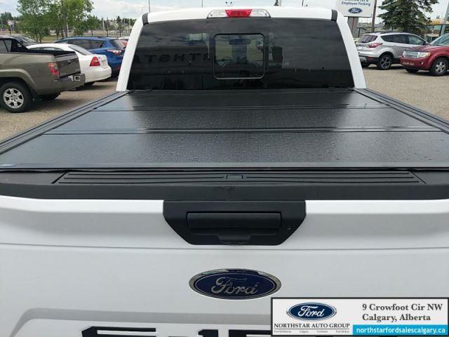 2019 Ford F-150 XLT   3.5 ECOBOOST  SPORT PKG  CREW CAB  TOW PKG   - $327 B/W
