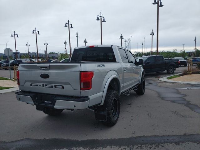 2019 Ford F-150 Lariat   - Leather Seats -  Cooled Seats - $404 B/W