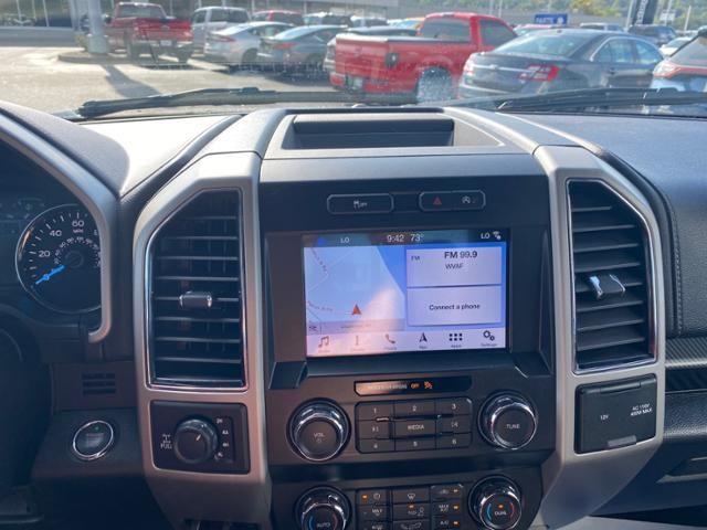 2019 Ford F-150 LARIAT 4WD SuperCrew 5.5 Box