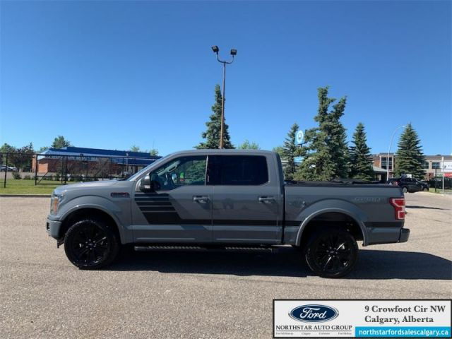 2019 Ford F-150 XLT  |SPECIAL EDITION PKG| 3.5 ECOBOOST| SPORT PKG| 20 INCH WHEE