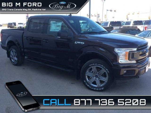 2019 Ford F 150 Xlt Magma Red 35l Ecoboost V6 Engine With