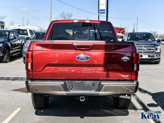 2019 Ford F-150 King Ranch  -  Navigation