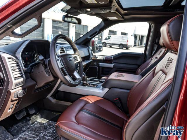 2019 Ford F-150 King Ranch  -  Navigation