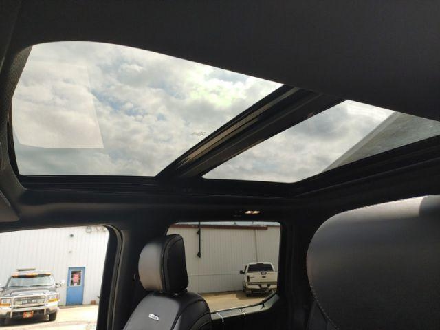 2019 Ford F-150 Platinum   - Unique Seats -  Navigation