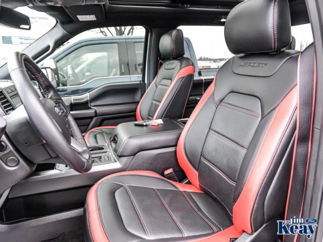 2019 Ford F-150 Lariat   Demo - Lariat Luxury -  Leather Seats