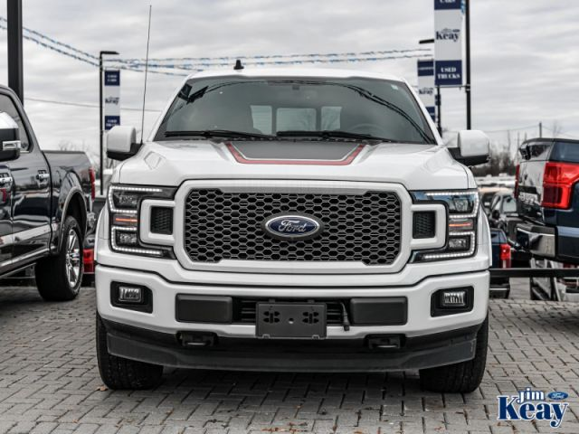 2019 Ford F-150 Lariat   Demo - Lariat Luxury -  Leather Seats