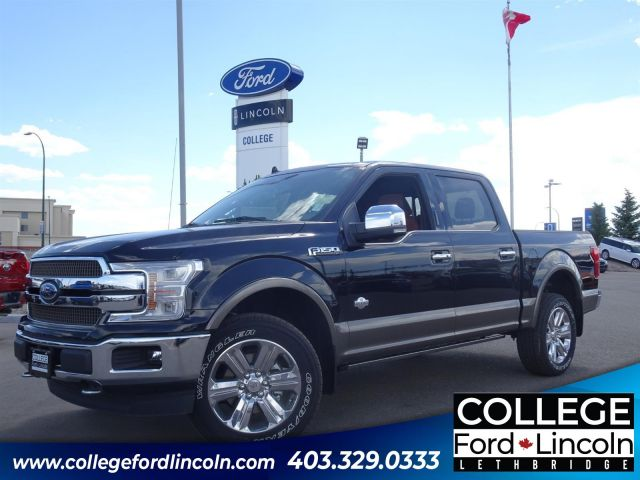 2019 Ford F-150 King Ranch®