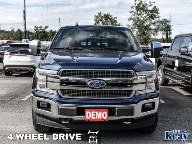 2019 Ford F-150 King Ranch  Demo -  Navigation