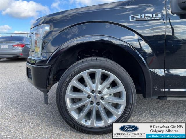 2019 Ford F-150 Limited   |LIMITED| MOONROOF| NAV| ONE OWNER| - $409 B/W