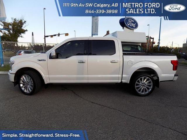 2019 Ford F-150 Limited   - $435 B/W