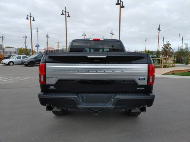 2019 Ford F-150 Limited   -  Leather Seats -  Leather Trim