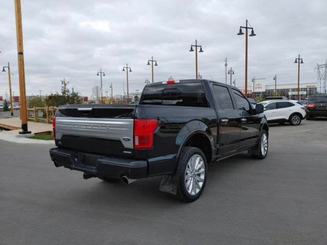 2019 Ford F-150 Limited   |4.9% CPO UP TO 72 MONTHS|HIGH OUTPUT ECOBOOST|LEATHER