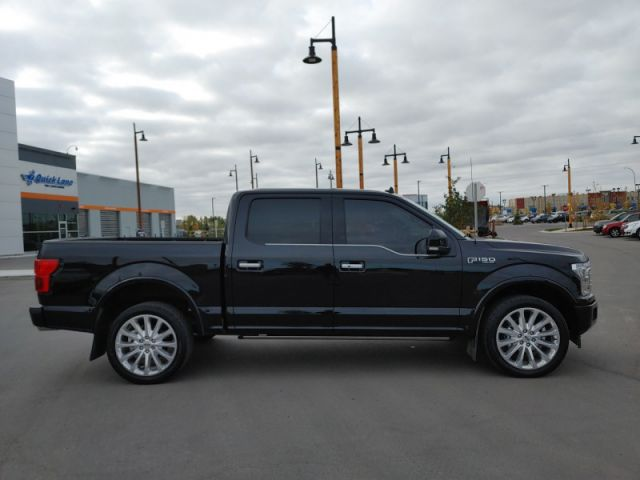 2019 Ford F-150 Limited    4.9% CPO UP TO 72 MONTHS HIGH OUTPUT ECOBOOST LEATHER