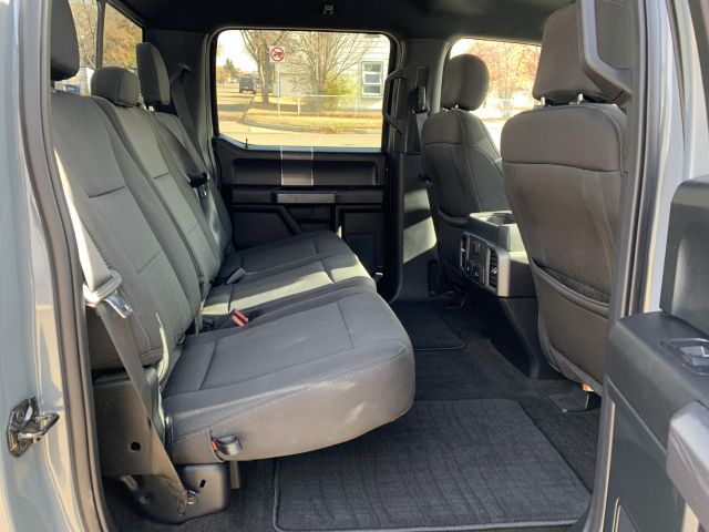 2019 Ford F-150 XLT Sport 4x4 Crew Nav, Heated Seats, 302A Package