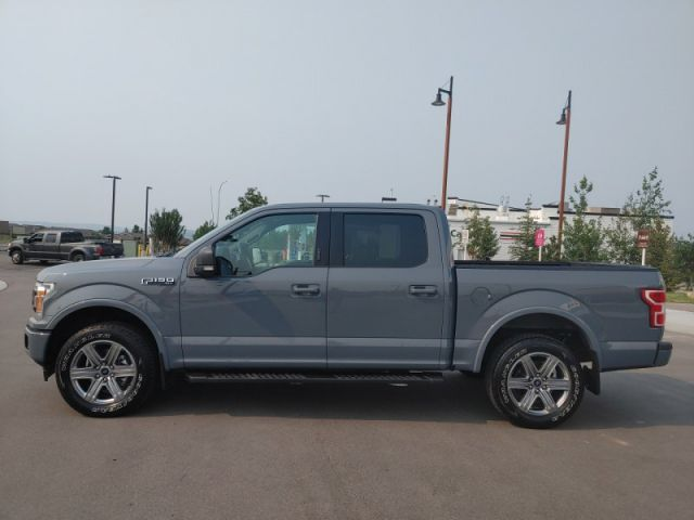 2019 Ford F-150 XLT  SPORT APPEARANCE PACKAGE - ECOBOOST