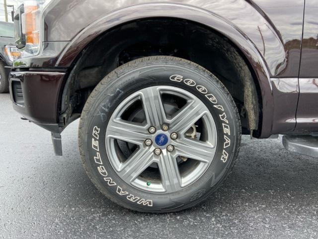 2019 Ford F-150 F150-TRADE-IN-NAVIGATION-342 B/W