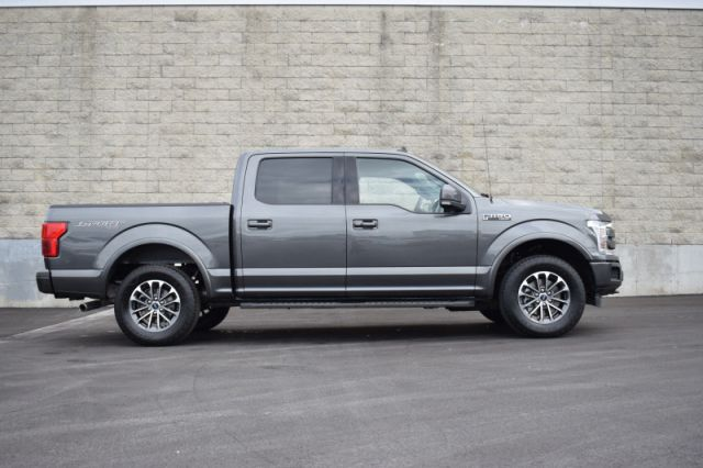 2019 Ford F-150 Lariat   | LEATHER | DUAL CLIMATE |